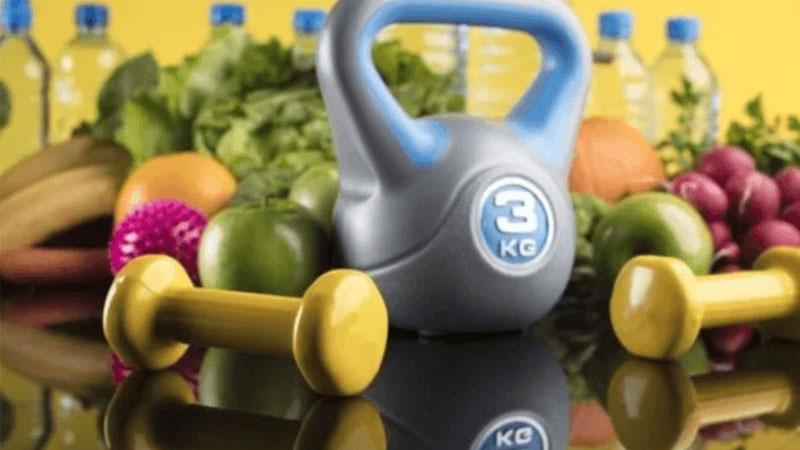 อาหารเสริมผู้ออกกำลังกาย #1