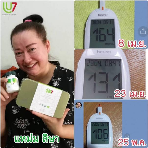 CHA7 ชาเซเว่น <strong>ชาผักเชียงดา</strong> ชาลดน้ำตาล #16