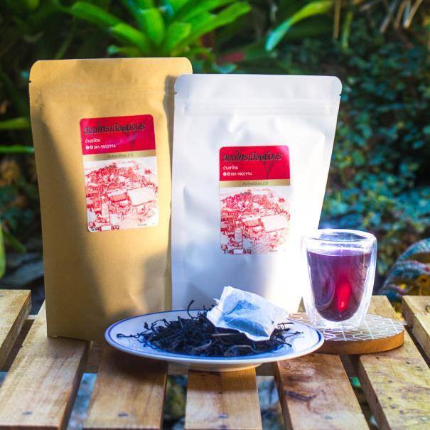 ชาเลือดมังกร เสริมสุขภาพ-1