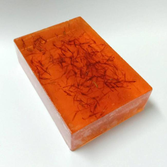 Mandarin Clay soap <strong>สบู่</strong>แมนดารินเคลย์ #7