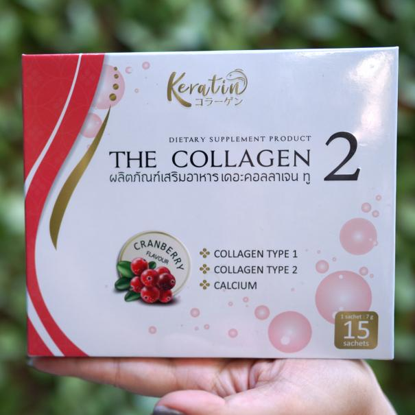 Keratin Collagen One 2 cal