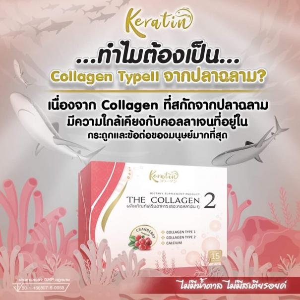 Keratin Collagen One 2 cal #13