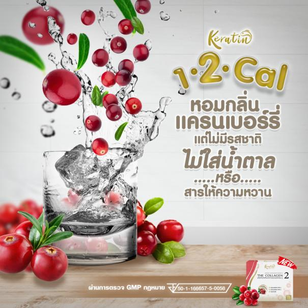 Keratin Collagen One 2 cal #23